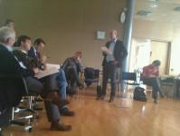 Opening presentations at ePSI platform workshop